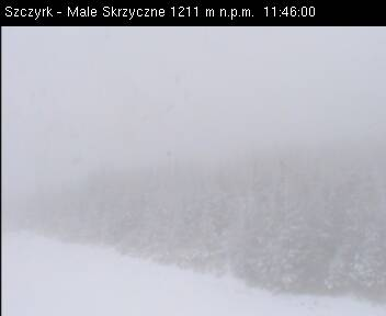 Webcam Skigebied Szczyrk Beskiden