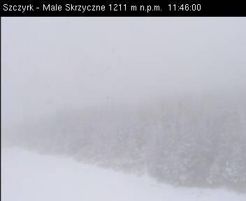 Webcam Ski Resort Szczyrk Beskids